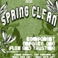 Spring Clean Flyer 2006