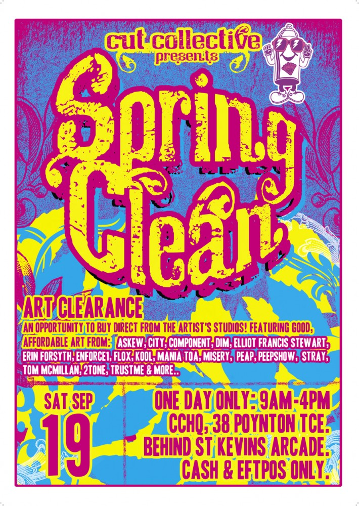 Spring Clean Poster II 09