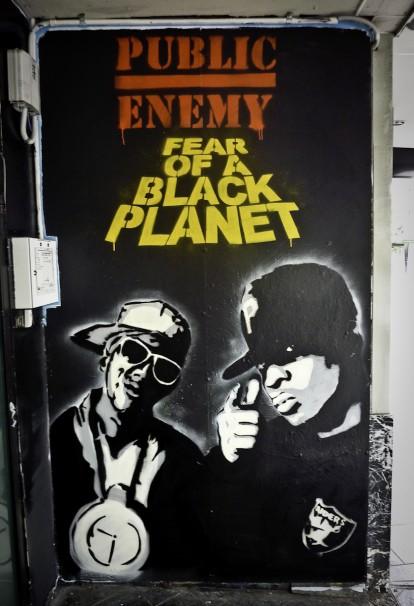 Public Enemy fear of black planet -2-2